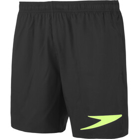 "speedo Sport Solifd 16"" Watershorts Herren black/green"